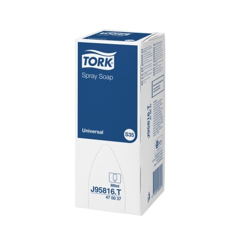 SAPONE SPRAY LUXURY TORK S35 ML.800 (6) - 470037
