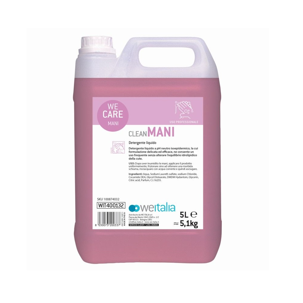 WE CARE MANI SAPONE LIQ. LT.5 (2)